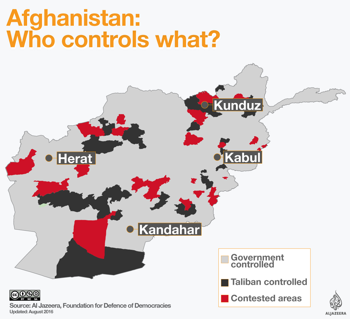 nato officially ended its combat mission in december 2014 but us forces were granted greater powers in june this year to strike at the taliban as president