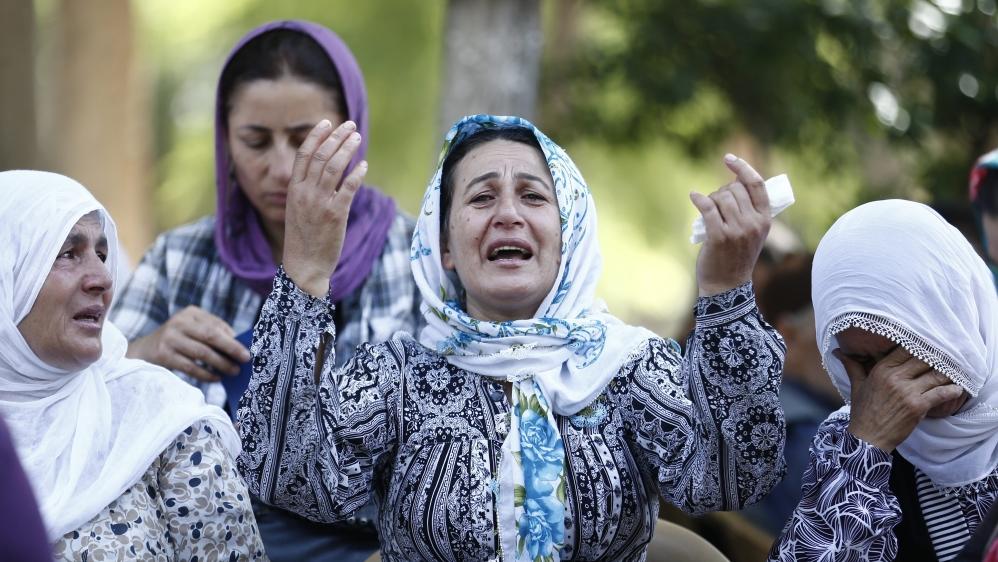 Առնվազն 51 մարդ է զոհվել Թուրքիայում հարսանիքի արարողության ժամանակ