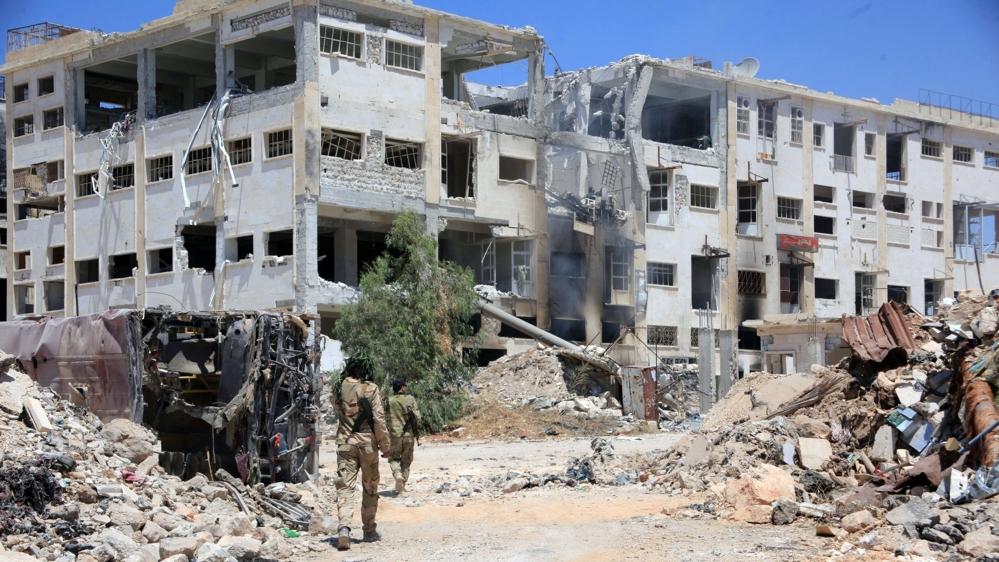 Syria war: Money transfer