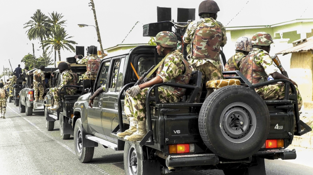 At least eight soldiers and 25 attackers die in separate strikes as armed group continues to hit military targets.