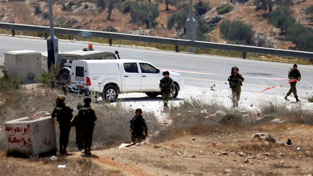 Israeli forces kill 'unarmed' Palestinian in West Bank