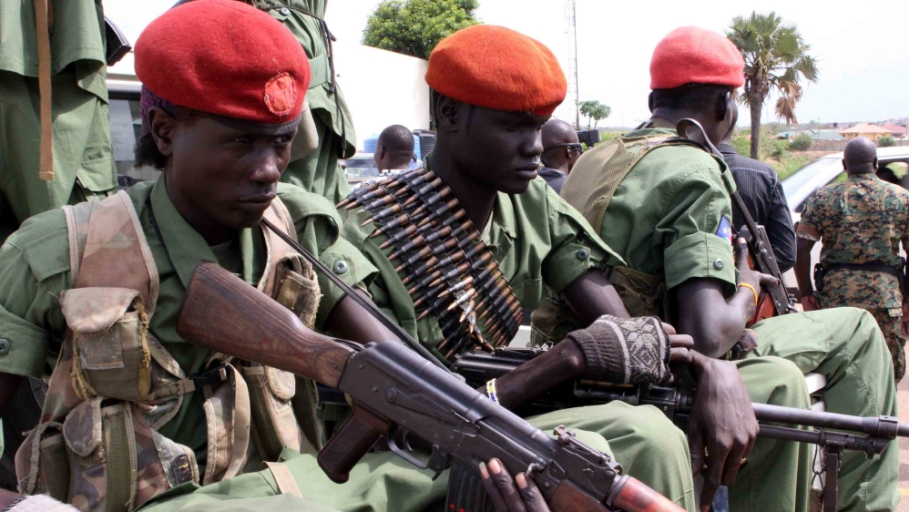 Conflict increasing throughout the country as government dismisses reports of President Silva Kiir's death.