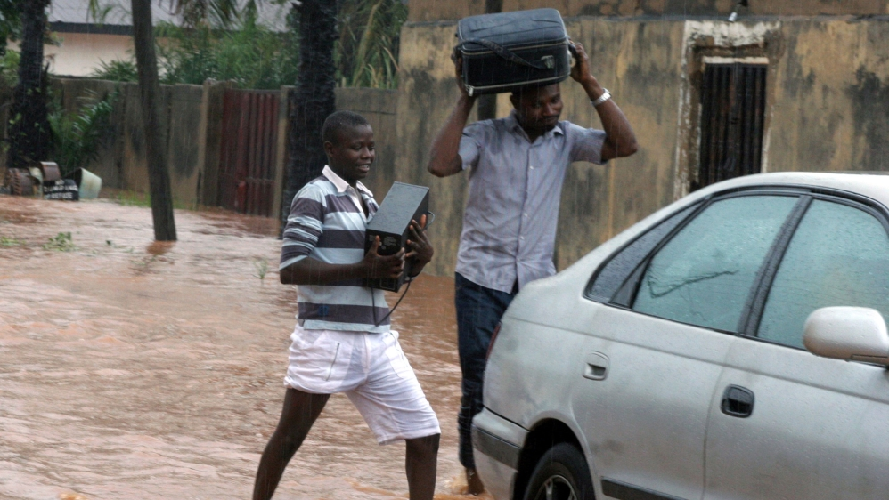Nigeria's rainy season brings with it inevitable flooding. This year is no exception, but the worst may be yet to come.