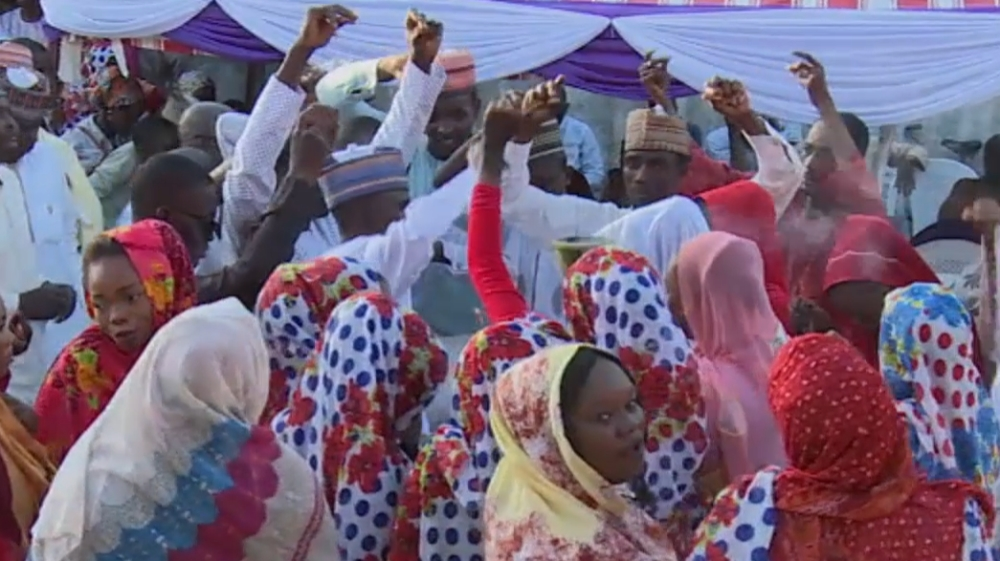 Nigerian authorities encourage Maiduguri residents to revive cultural traditions suppressed by Boko Haram.