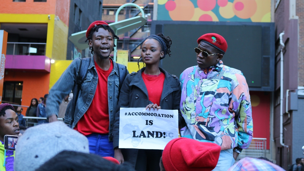 From the homeless to those participating in a SleepOut event, young South Africans share their views on their country.