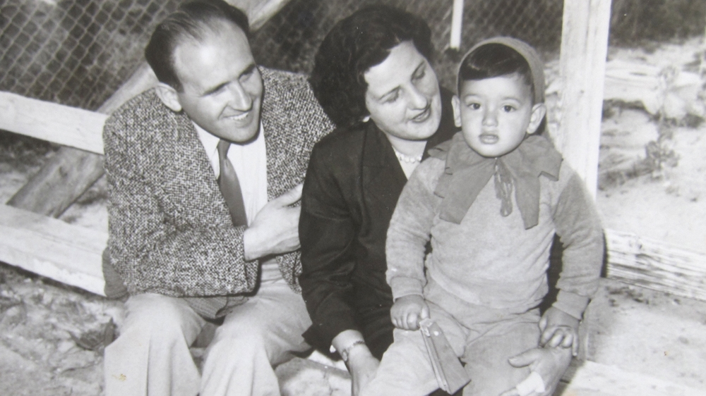 The shocking story of israels disappeared babies israel news despite his darker looks it never occurred to grunbaum that the parents who raised him were not biologically related to him courtesy of gil grunbaum ccuart Choice Image