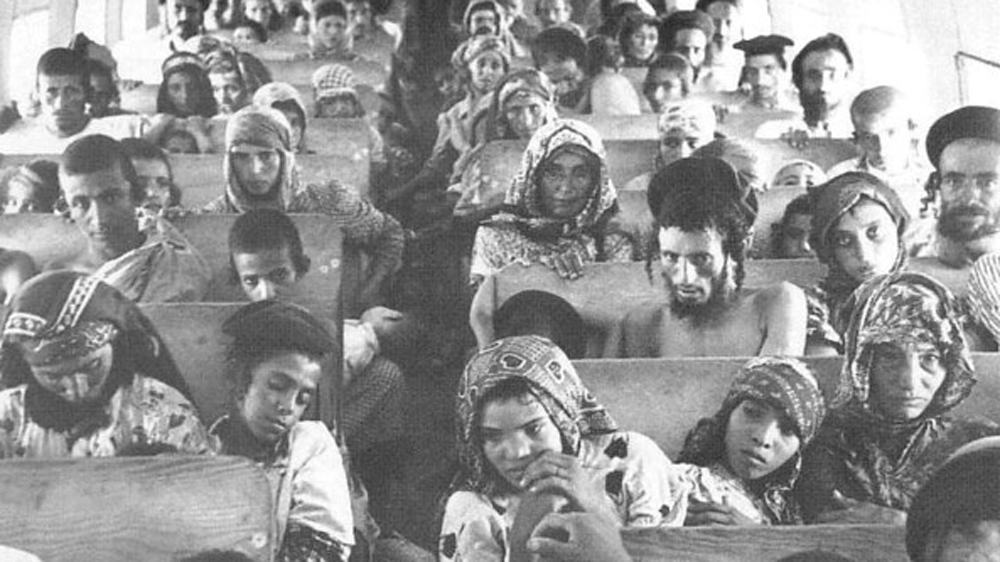 The shocking story of israels disappeared babies israel news yemenite jews are shown en route from aden to israel during operation magic carpet circa 1950 file photo ccuart Choice Image
