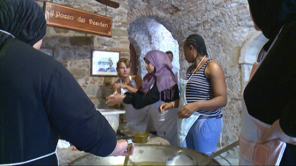 Syrian refugees revive Italian village of Camini