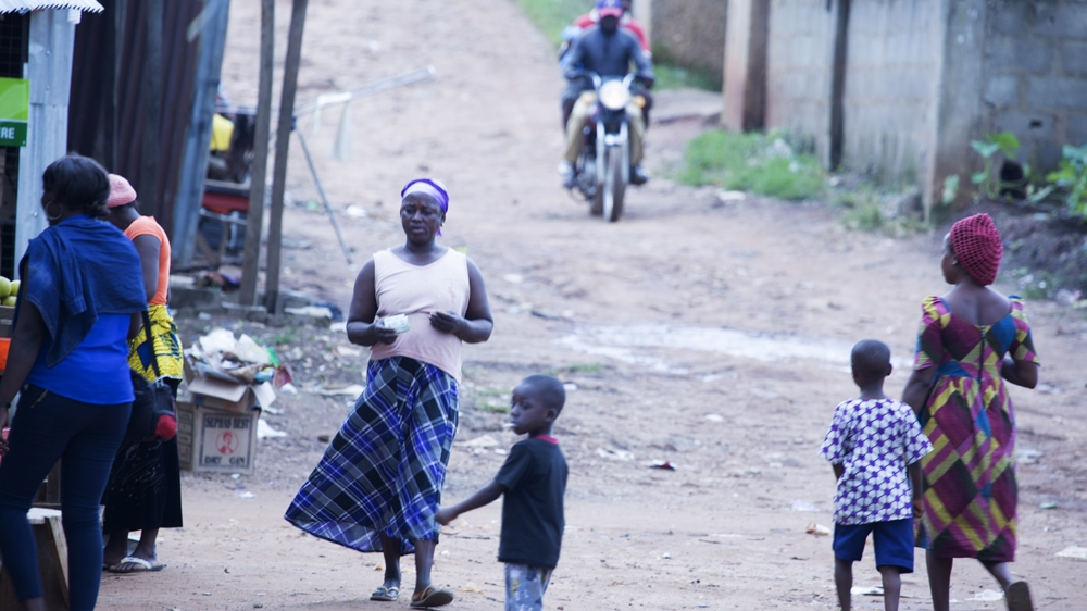 The indigenous people of Nigeria's capital say they could take up arms if the government tries to displace them again.