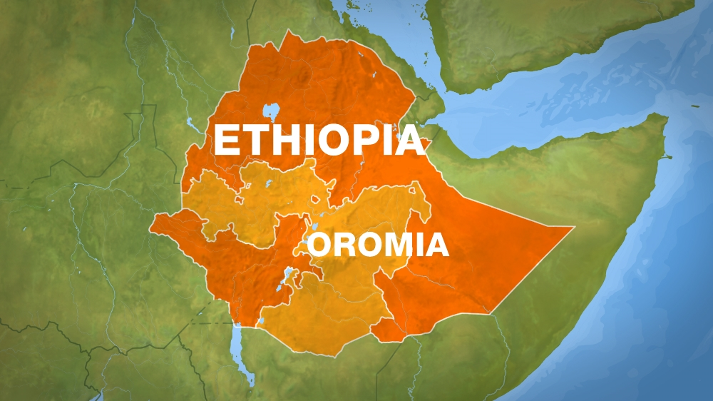 'Foreign firms attacked' as Ethiopia protests continue 1