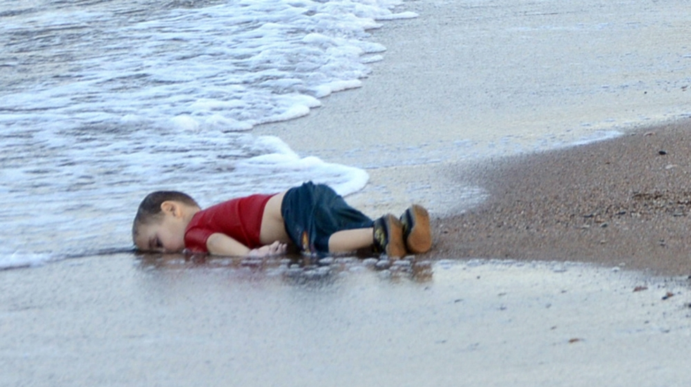 A year after 3-year-old boy's drowning moved the world, refugee children are still struggling to escape violence.