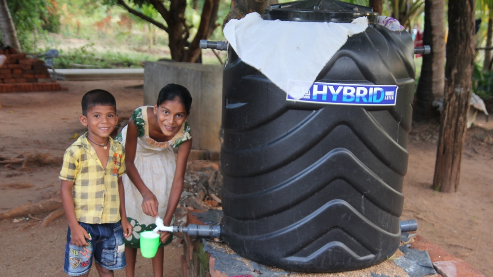 Sri Lanka: Ancient innovations combat water woes