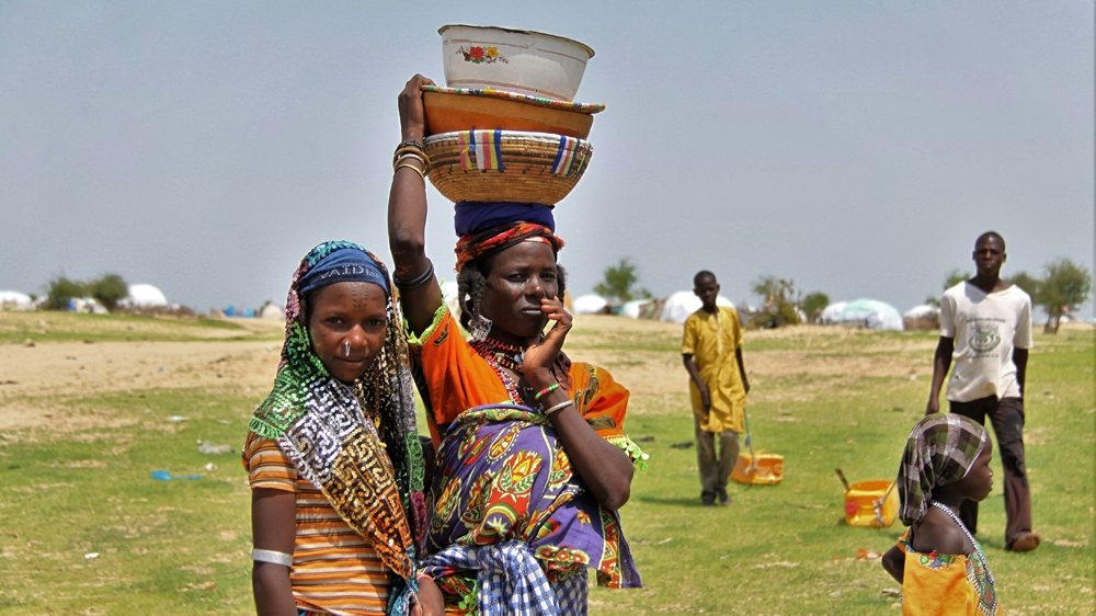 Refugees in the southeastern region of Niger say they no longer fear Boko Haram, but their problems are far from over.