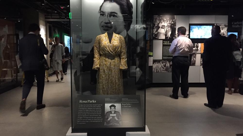 Museum Sheds Light On African American History Usa Al Jazeera