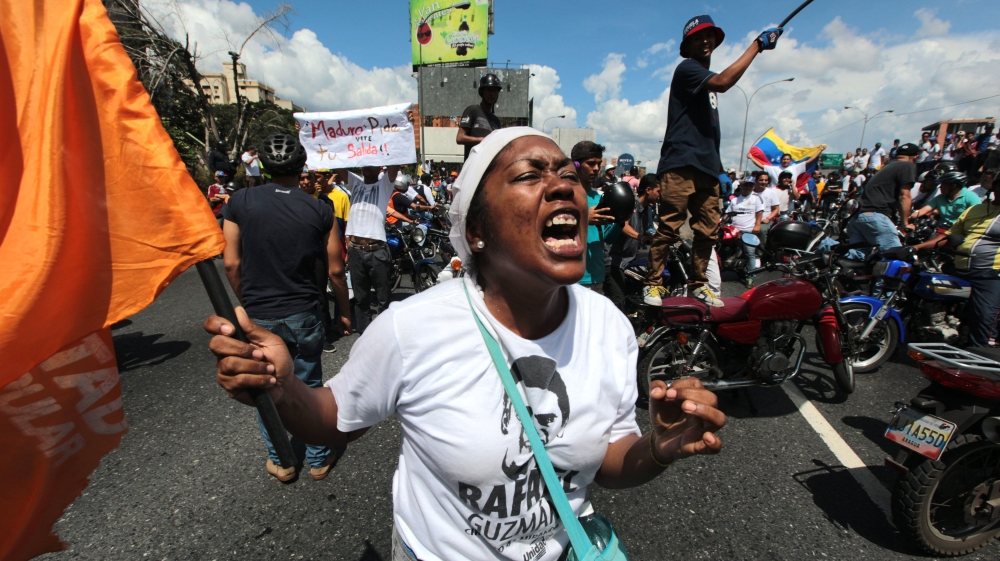 From suicide blast in Somalia to protests in Venezuela, here is the week's news in pictures.
