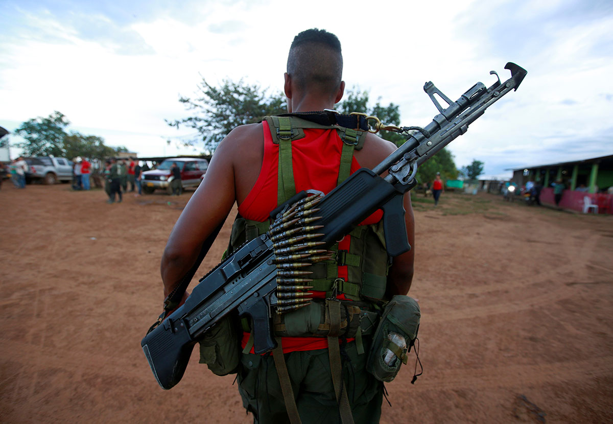 Week in pictures: From FARC peace deal to Yemen bombing