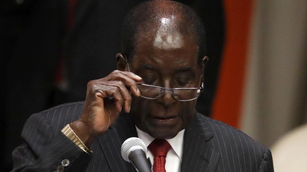 Zimbabwe castigates Botswana leader over Mugabe comment ...