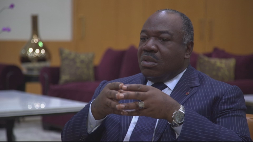 In an exclusive interview, Gabon's president discusses his contentious election win and his next term in office.