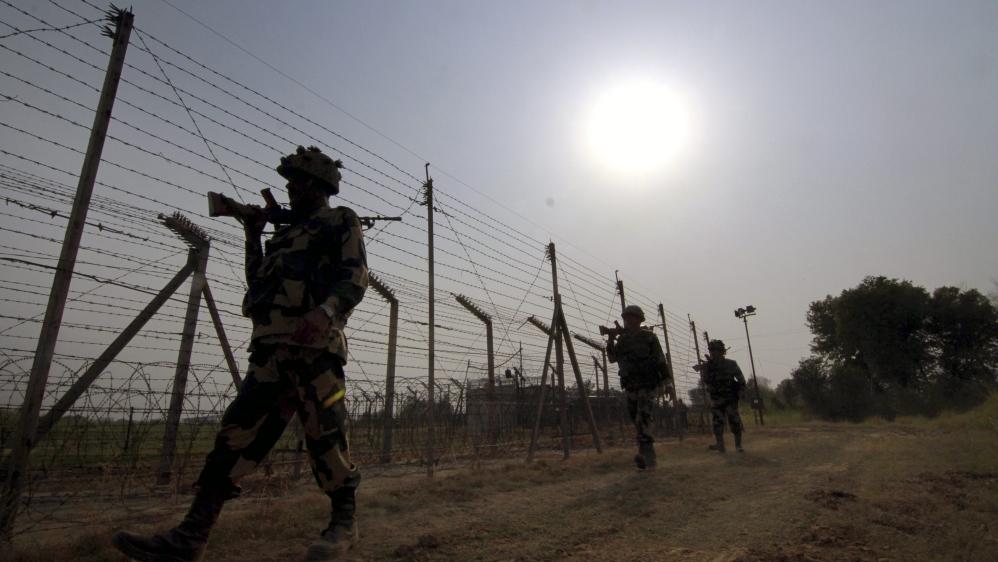 Three civilians killed as India, Pakistan trade fire in Kashmir