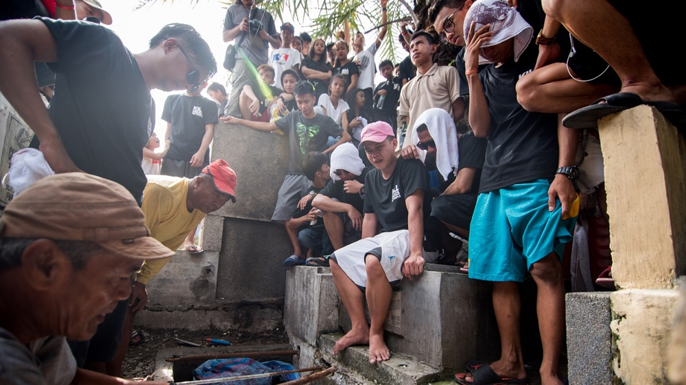 Philippines: Inside Duterte's killer drug war | Philippines