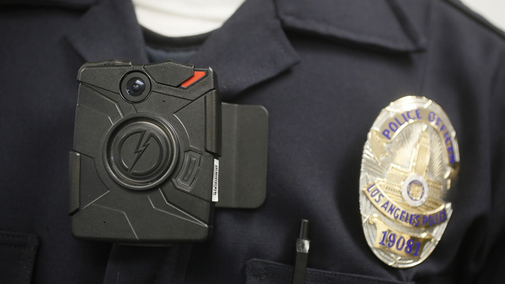 To serve and record: When do US police use body cams? | Law