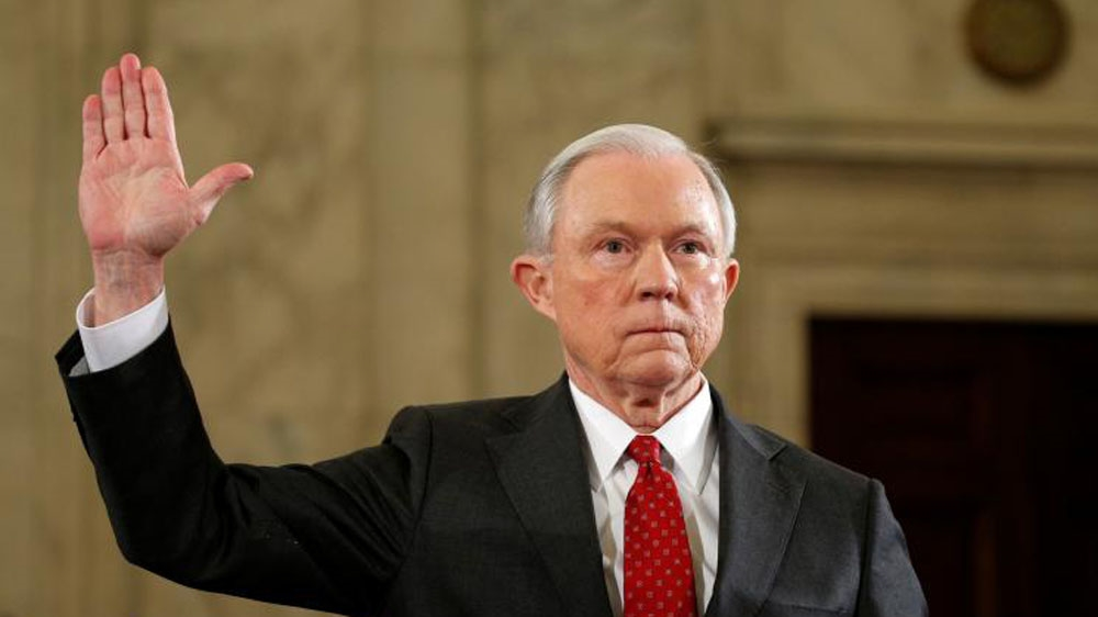 US Senate approves Jeff Sessions as attorney general | Trump News ...