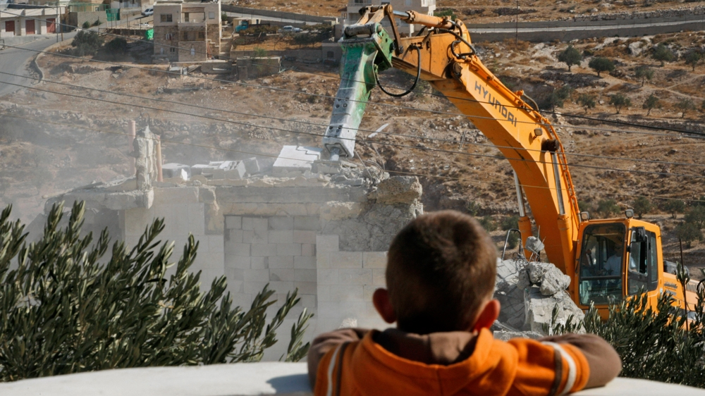 LRC: Israel demolished 5,000 homes in Jerusalem