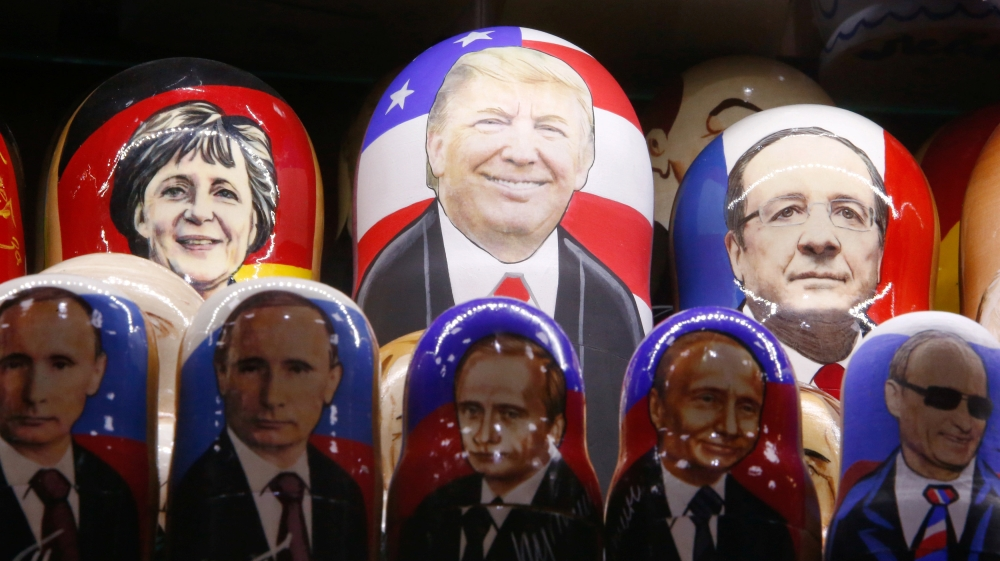 Mr Trump, meet Bond, James Bond: From Russia with love