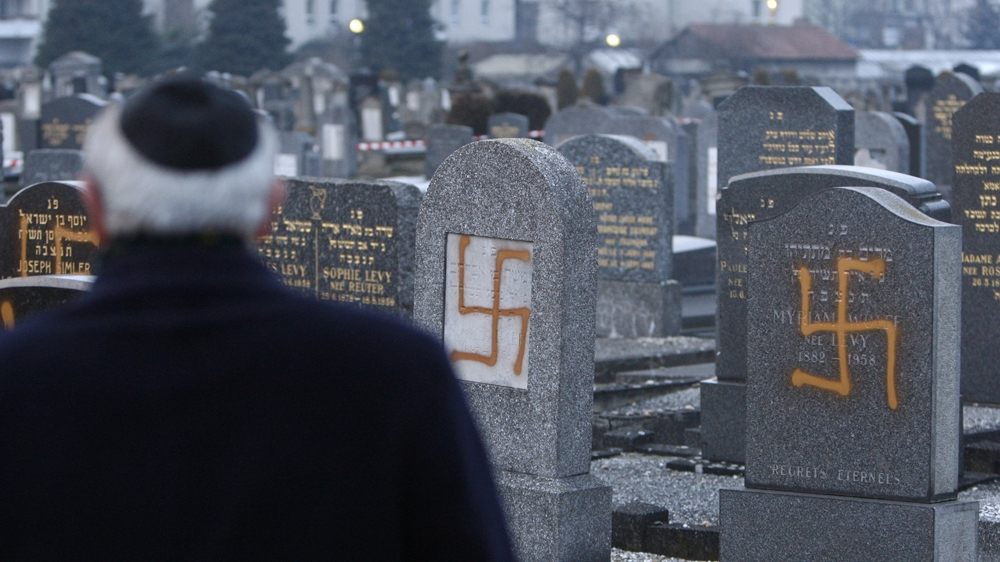Anti-Semitism on the political right