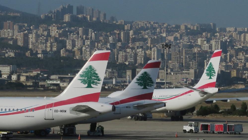 Beirut: Birds drawn by rubbish pose 'danger' to flights