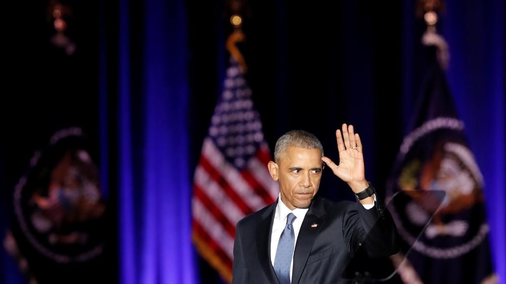Barack Obama's post-presidency memoir due in November thumbnail