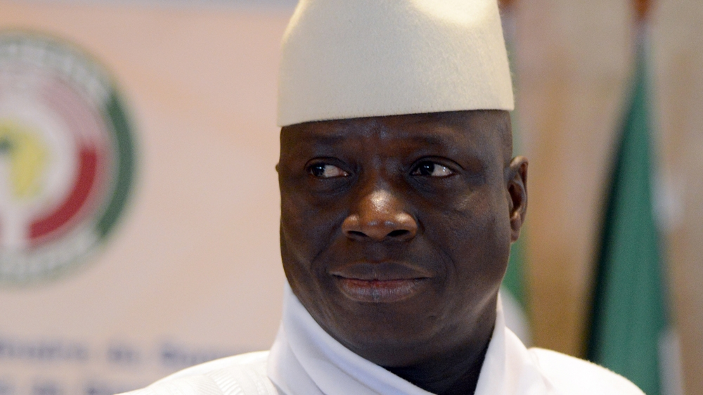 The Gambia's ex-leader Jammeh reportedly wants to come home thumbnail
