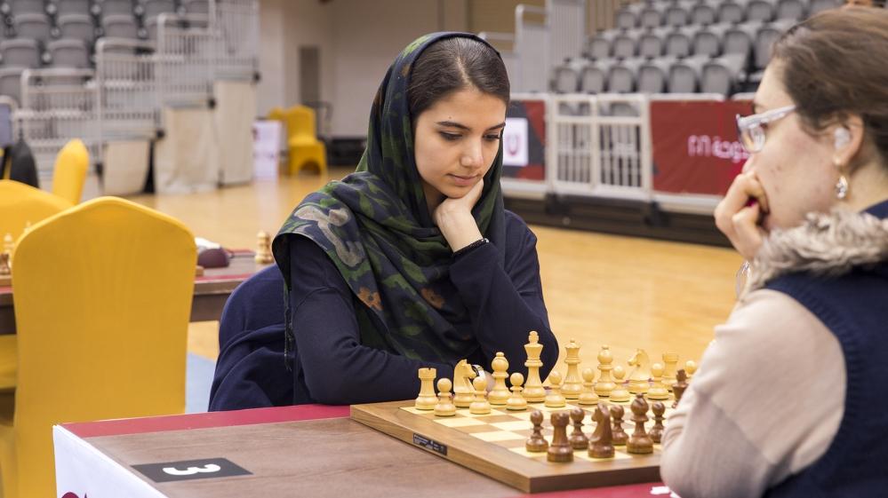 Sara Khadem: Life of a female Iranian chess player