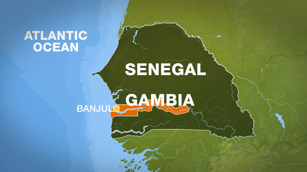 Term extended Thousands flee The Gambia as