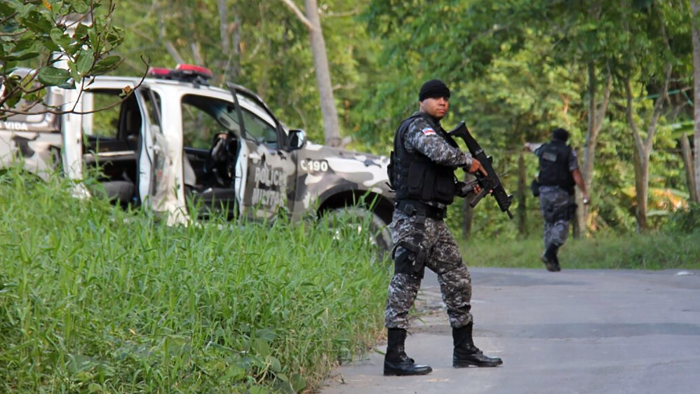 Prison rebellion kills 60 in northern Brazil