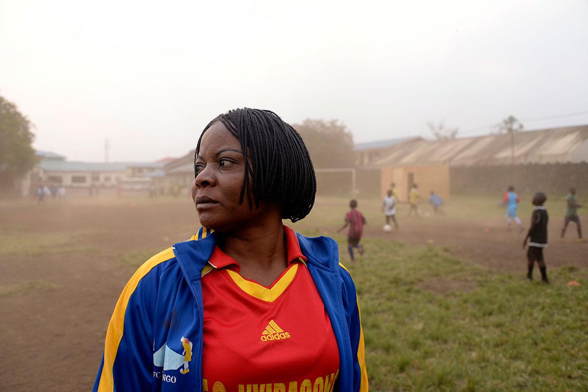 戈马(Goma)人对足球的热爱 - wuwei1101 - 西花社