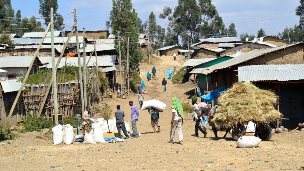 Ethiopia: Ethnic nationalism and the Gondar protests   Ethiopia   Al