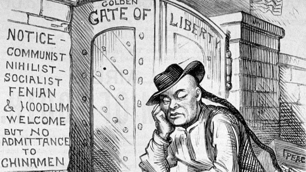essay question chinese exclusion act Pound's editing of the essay obscured  swayed public opinion under the chinese exclusion act  question afflicts haun saussy in his extraordinary.