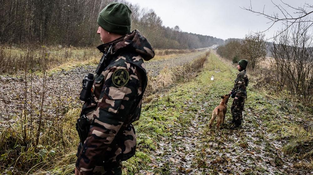 An unknown migrant route into EU runs through Lithuania