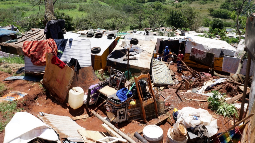 Picking up the pieces after horrific Durban storm