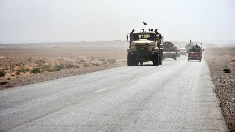 PMF says Masoud Barzani 'more dangerous' than ISIL