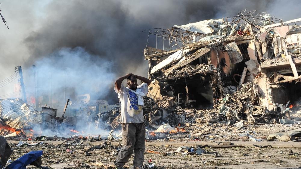 Mogadishu blast: 'We have never seen such devastation'