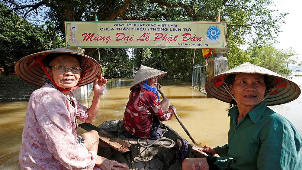 Vietnam on flood alert again