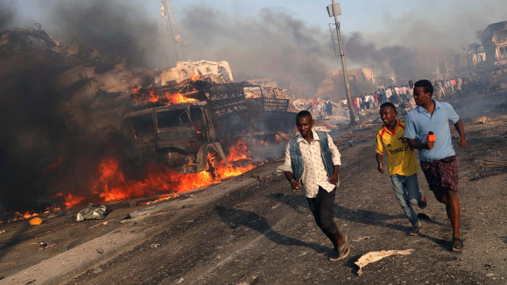 Double standards: 'Why aren't we all with Somalia?'