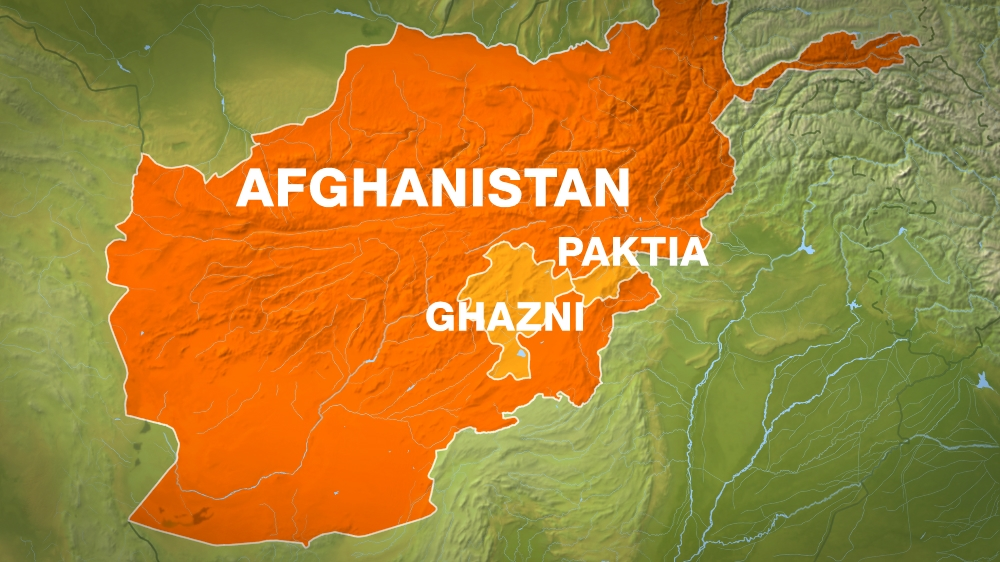 Taliban kills scores in Afghanistans Paktia and Ghazni