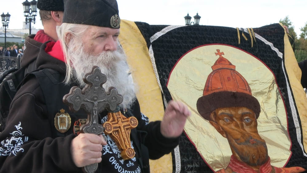 Putin and the 'triumph of Christianity' in Russia   Russia