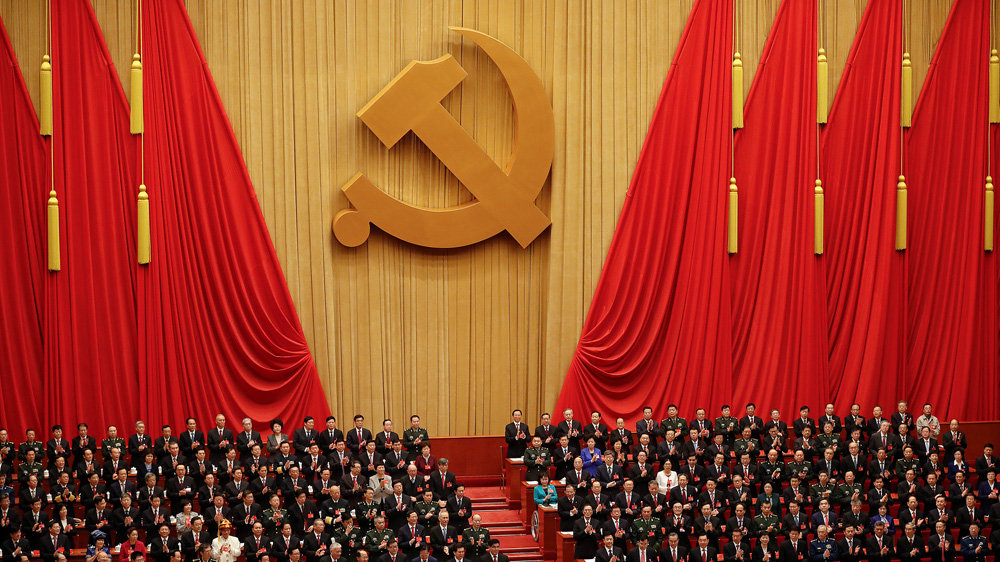 China's Xi vows to carry on anti-corruption crusade