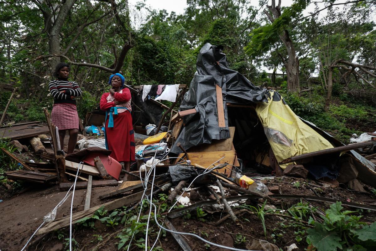 Residents say invasion units come two to three times a week to demolish their homes. [Azad Essa/Al Jazeera]