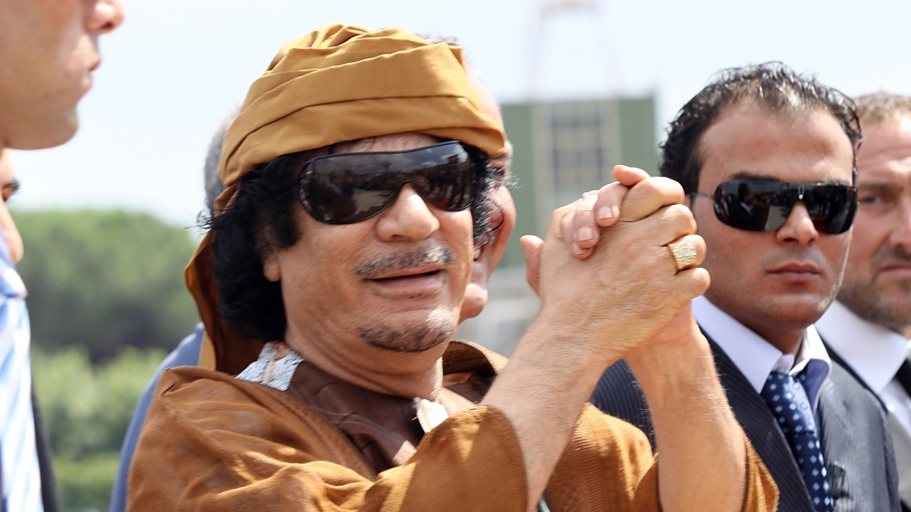 Six years on: No regrets over Libya's Gaddafi demise