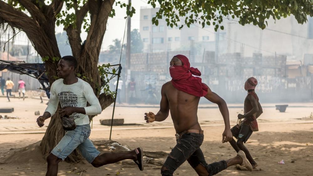 The Brief: Togo unrest, Mexico quake anniversary, Syria